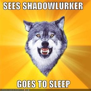 Courage Wolf Prepares for Dream Battle