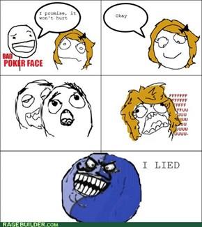 I lied, muahaha