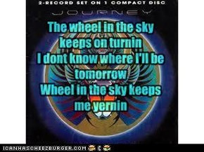 Wheel in the sky-Journey