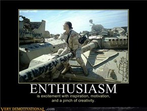 Classic: Enthusiasm