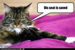 Seat Saving