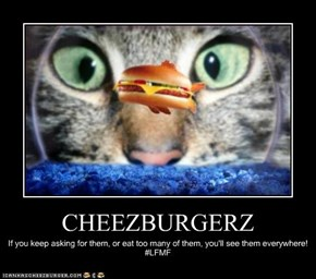 CHEEZBURGERZ