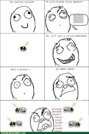 I hope you aren't allergic.