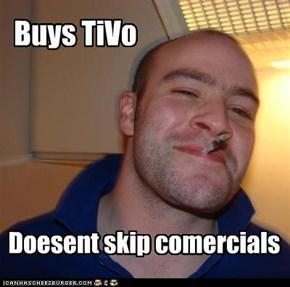 TiVo Greg