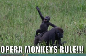 OPERA MONKEYS RULE!!!
