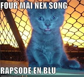 FOUR MAI NEX SONG  RAPSODE EN BLU