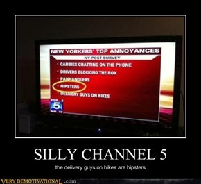 SILLY CHANNEL 5