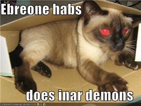 Ebreone habs  does inar demons