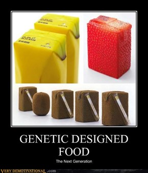 GENETIC DESIGNED FOOD