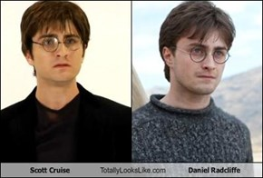 Scott Cruise Totally Looks Like Daniel Radcliffe