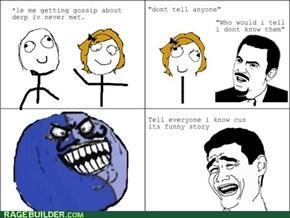 gossip goat