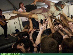 Where Is Your God Now? In the Pit!