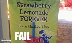 Forever FAIL
