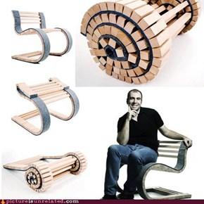 Magic Chair?