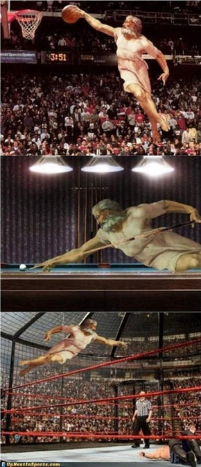 God Likes Sports Too
