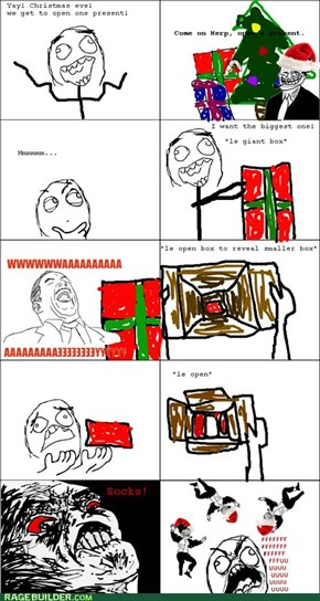 Troll Dad: Christmas