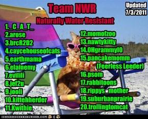 Team NWR