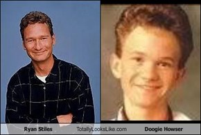 Ryan Stiles Totally Looks Like Doogie Howser