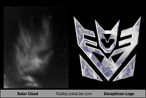 Solar Cloud Totally Looks Like Decepticon Logo