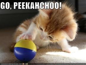 GO, PEEKAHCHOO!