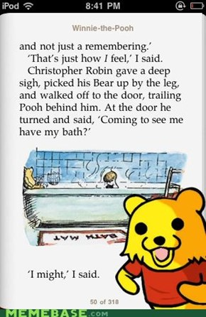 Winnie the Pedobear