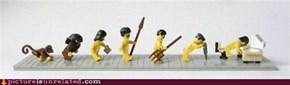 LEGOvolution