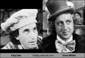 Chip Zien Totally Looks Like Gene Wilder
