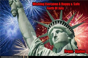 Happy Forth Of July