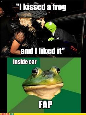 Foul Bachelor Kermit