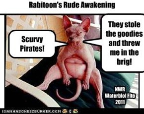 Rabitoon's Rude Awakening