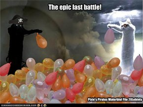 The epic last battle!