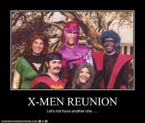 X-MEN REUNION