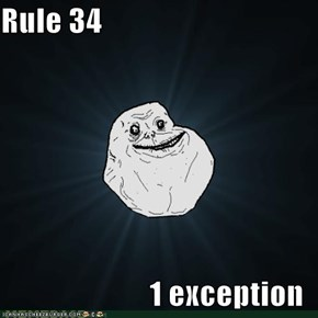 Rule 34  1 exception