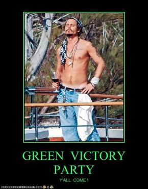 GREEN  VICTORY  PARTY
