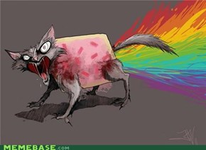 You Won't Like Nyan When It's Angry