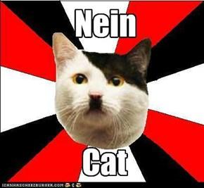 Nazi Cat: Nyan!