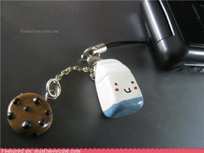 Milk and Cookie Charm