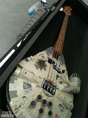 Star Wars Bass Guitar WIN