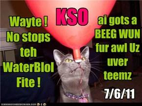 KSO  WaterBlol