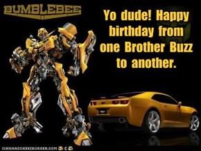 Happy Birthday ToolBee!