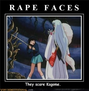 Rape Faces