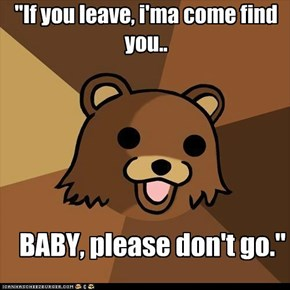 Pedobear is Mike Posner