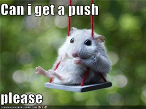 Can i get a push  please