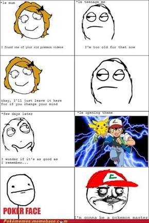 Rage Comics: Pokémon Is ALWAYS That Good