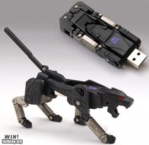 Transformers Thumbdrive WIN