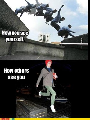 Parkour Like a Boss