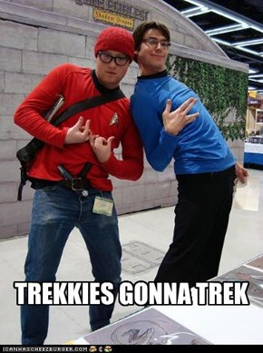 Gangsta Spock and DJ MacCoy