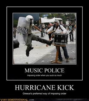 HURRICANE KICK
