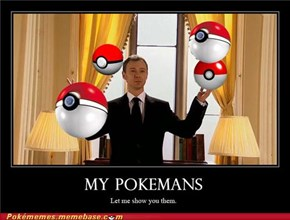 The Master of Pokemon