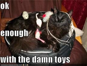 ok enough with the damn toys